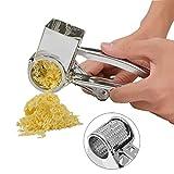 Râpe à fromage à tambour à manivelle classique Râpe à gingembre rotative Râpe à chocolat Râpe à chocolat Râpe à légumes
