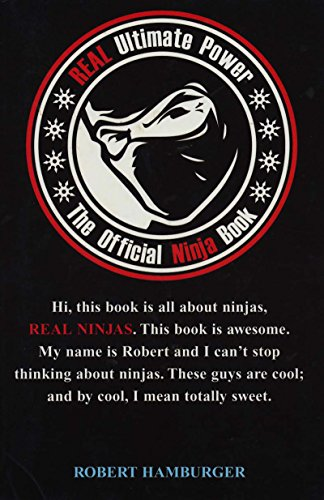 Real Ultimate Power: The Official Ninja Book (English ...