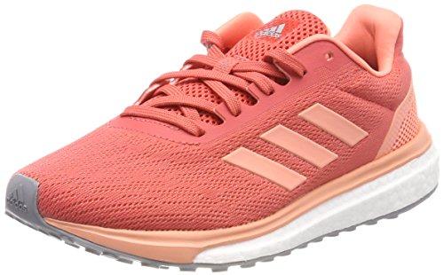 Scarlet Damen Schuhe (adidas Damen Response Traillaufschuhe, Orange (Esctra/Cortiz/Gritre 000), 37 1/3 EU)