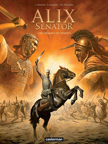 Alix Senator (Tome 4) - Les Démons de Sparte