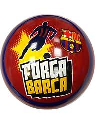 Balle de Jeu officiel, certifié Authentique du FC Barcelona Forca Barca Version 2017