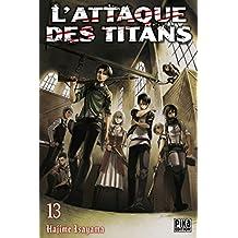 Attaque Des Titans (l') Vol.13