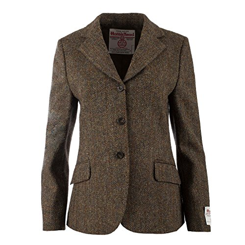 Harris Tweed Damen Jacke Gr. 46, C001YM
