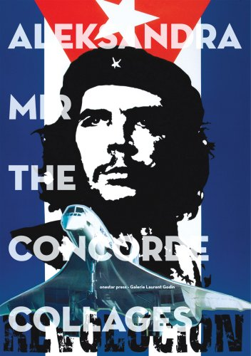 Aleksandra Mir: The Concorde Collages