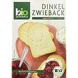 biozentrale Dinkel-Zwieback, 3er Pack (3 x 200 g)