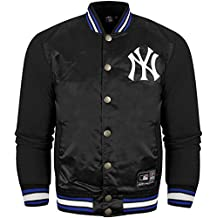Cazadora Majestic: Creech Varsity New York Yankees BK