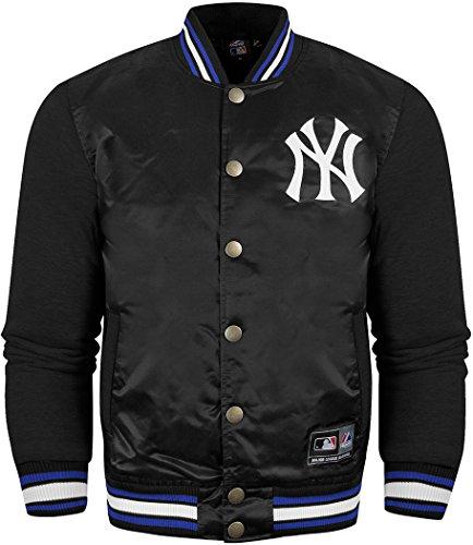 Giacca: Creech Varsity New York Yankees BK Black X-Small
