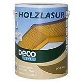 Deco Style Holzlasur Eiche Hell 5 Liter