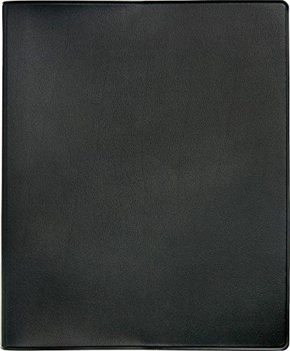 Exacompta 224121E Agenda Journée Planifiée 22 Barbara Agenda Journalier 22,5 x18 cm Janvier à Décembre 2018 Noir