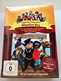 Augsburger Puppenkiste - Klassiker-Box Limited Edition - 3 DVD´s 6 Stunden Laufzeit