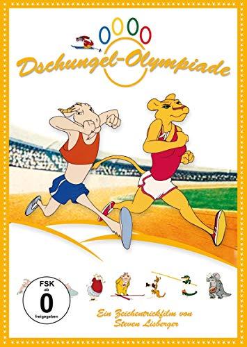 Die Dschungel-Olympiade