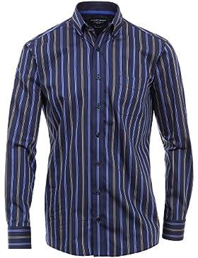 CASAMODA Herren Businesshemd Comfort Fit bügelleicht