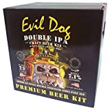 Bulldog Home Brew Beer Refill Ingredient Kit Evil Dog American Double IPA