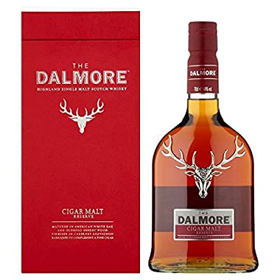 Dalmore Cigar Reserve Single Malt Scotch Whisky 70cl Bottle