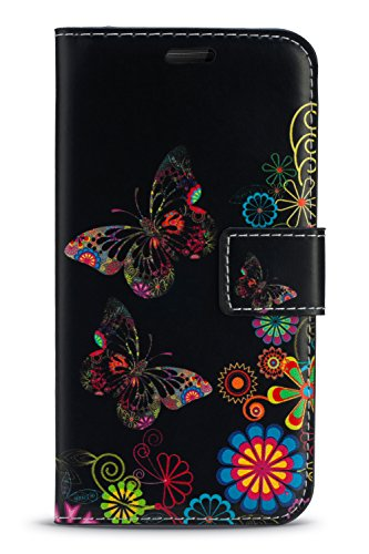 vodafone-smart-prime-7-vfd600-new-bright-printed-wallet-case-cover-creative-fresh-pattern-design-wit