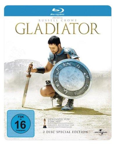 Bild von Gladiator (2-Disc Special Edition im Steelbook) [Blu-ray]