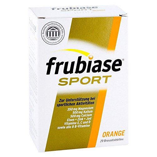 Frubiase Sport, 20 St. Brausetabletten