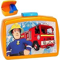 Preisvergleich für alles-meine.de GmbH Lunchbox / Brotdose - Feuerwehrmann Sam - mit Extra Einsatz / herausnehmba..