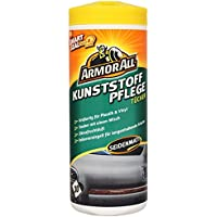 Armor All 33025L Dashboard Cleaning Wipes Matt, Set of 30 - Yellow - ukpricecomparsion.eu