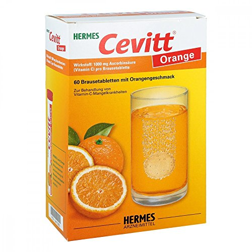 Hermes Cevitt Orange Brau 60 stk