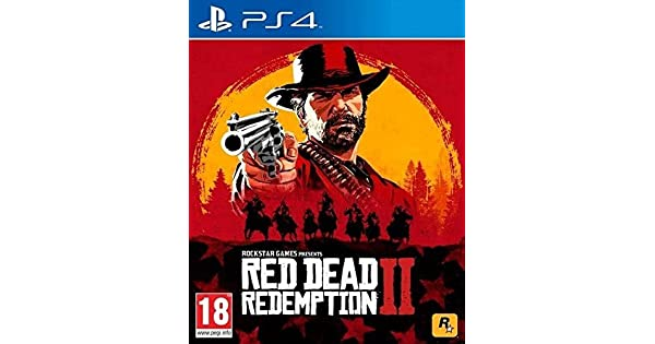 Red Dead Redemption - 2 (PS4): Playstation 4: Amazon in