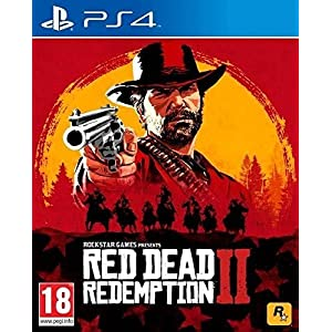 Red Dead Redemption – 2 (PS4)