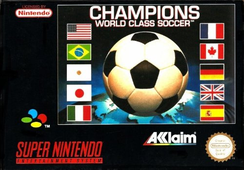 Champions World Class Soccer (SNES) lose