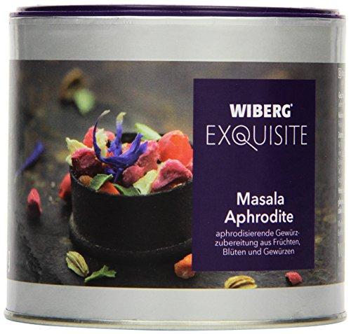 Wiberg Masala Aphrodite, Gewürzzubereitung, 1er Pack (1 x 110 g)