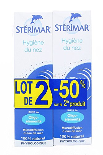 Stérimar Nasal Hygiene Set of 2 x 100ml