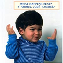 What Happens Next?/ Y ahora, ??qu?? pasar??? (English/Spanish bilingual edition) by Cheryl Christian (2004-04-01)