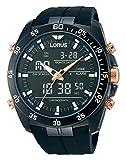 Lorus Herren-Armbanduhr XL Sport Analog - Digital Quarz Kautschuk RW615AX9