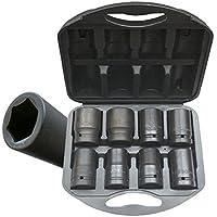 "JBM 52056 - Pack de 8 Vasos para multiplicador de Fuerza (1"")"