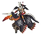 Papo - 36000 - Figurine - Guerrier dragon et son ...