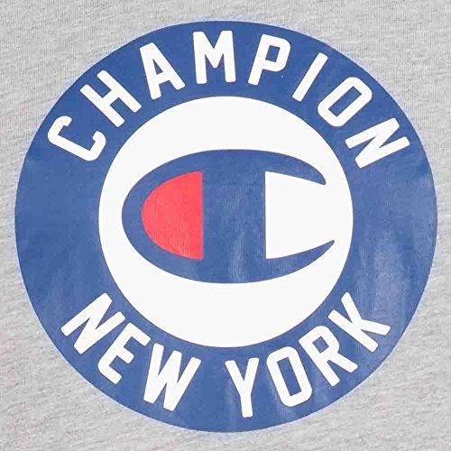 Champion Classic Tee Herren T-Shirt grau 211390-1