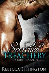 Scorched Treachery (Imdalind  Series Book 3) (English Edition)