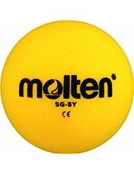 Molten Ball Softball Fußball SG-SY, Gelb, Ø 180 mm, Gelb, 170g, Durchmesser 180 mm, SG-SY