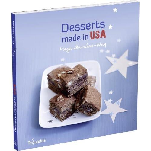Desserts made in USA