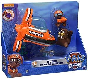 Patrulla Canina - Zuma al rescate, playset, color naranja (Bizak 61926630)