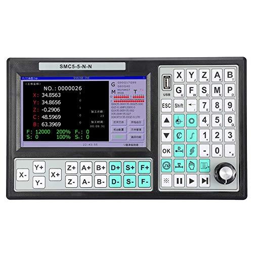CNC-Bewegungssteuerung, 5-Achsen-Offline-Bewegungssteuerung Ersetzen Sie den MACH3 500KHz USB Motion Controller Axis Motion Controller