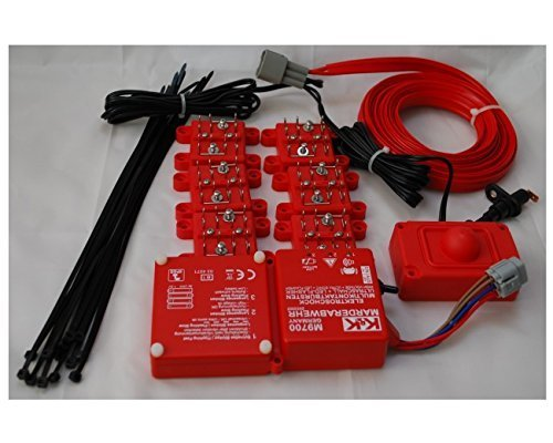 K&K 000054650K Marder-Abwehranlage M9700 Batteriebetrieben