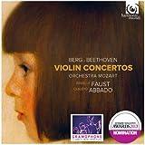 """Berg : Concerto pour violon """"à la mémoire d'un ange"""" - Beethoven : Concerto pour violon op. 61"""