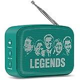 Saregama Carvaan Mini 2.0 Bluetooth Speaker (Green)