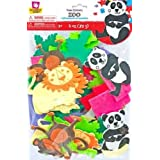 Creative Hands Sticker Bag Zoo Day Arts and Craft