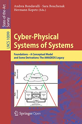 Cyber-Physical Systems of Systems: Foundations – A Conceptual Model and Some Derivations: The AMADEOS Legacy (Programming and Software Engineering)
