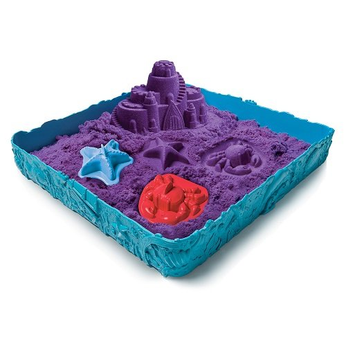 *Spin Master 6028092- Kinetic Sand – Box Set (454 g) – farblich sortiert*