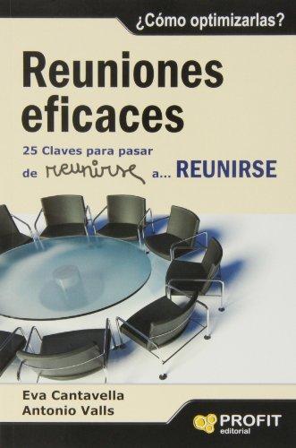 Reuniones Eficaces (Habilidades Directivas)