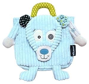 Déglingos - Illicos, mochila con diseño de oso polar (35021)