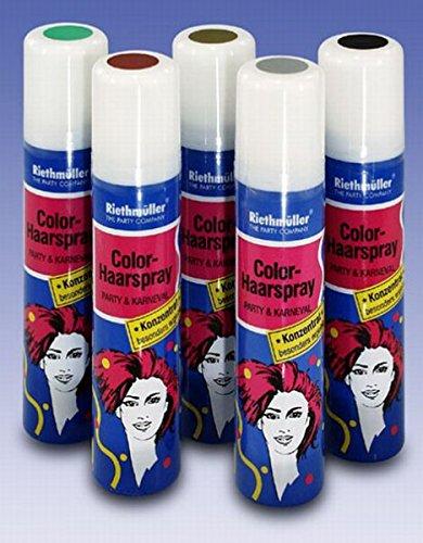 Haarspray 100 ml silber