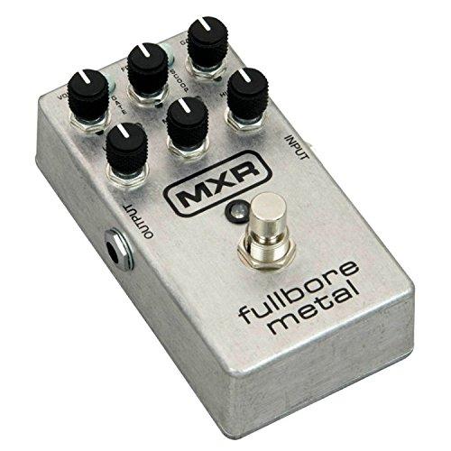 DUNLOP MXR M116 DISTORTION E-Gitarren-Effekte Distortion - Overdrive - - Guitar Noise Gate Pedal