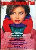 Telecharger Livres FEMMES D AUJOURD HUI ECHO DE LA MODE No 45 du 08 11 1983 COUPLE PLUS AGEE QUE LUI EXPERIENCE PILOTE SAGES FEMMES VISITEUSES LA CALVITIE DE VOS MARIS PULLS DES COLS TRICOTES CHOISISSEZ VOTRE SECHE LINGE (PDF,EPUB,MOBI) gratuits en Francaise